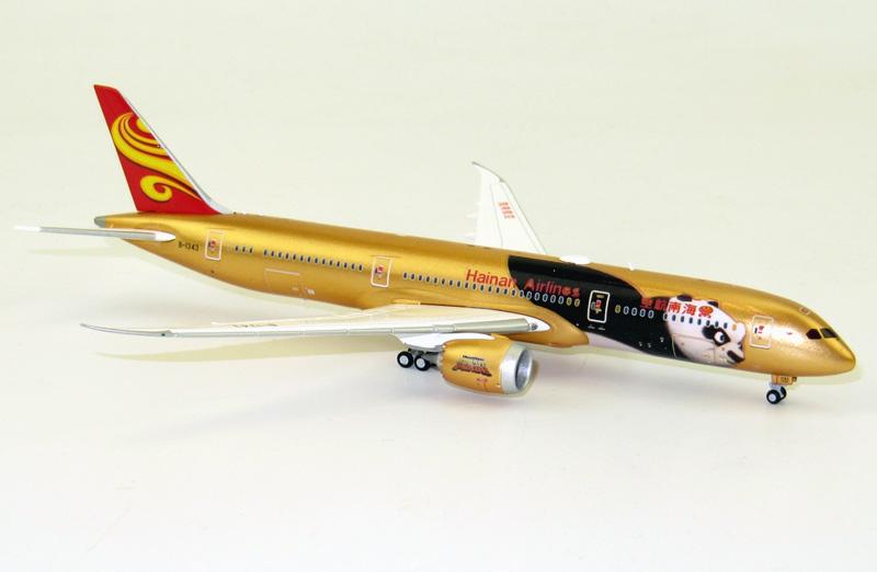 "Boeing 787-9 ""Кунг-фу Панда"""