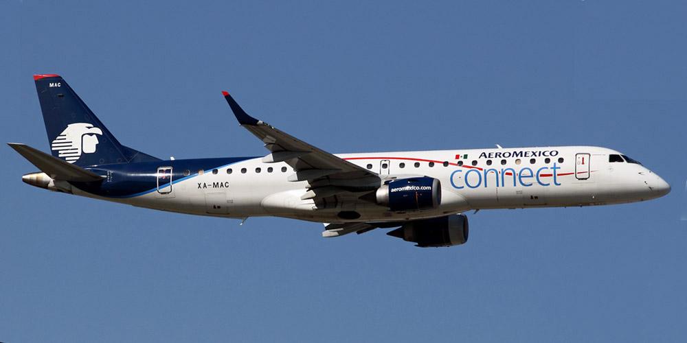Авиакомпания Аэромексико Коннект (Aeromexico Connect)