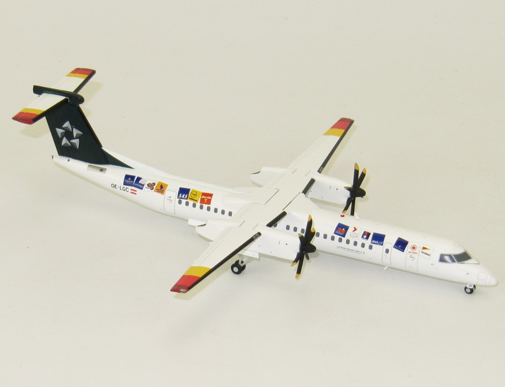 "Bombardier Dash 8 Q400 ""Star Alliance"""