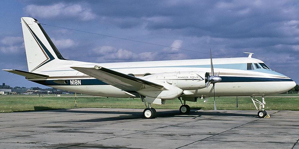 Grumman Gulfstream- passenger aircraft. Photos, characteristics, reviews.