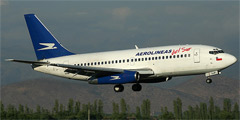 Aerolineas del Sur airline