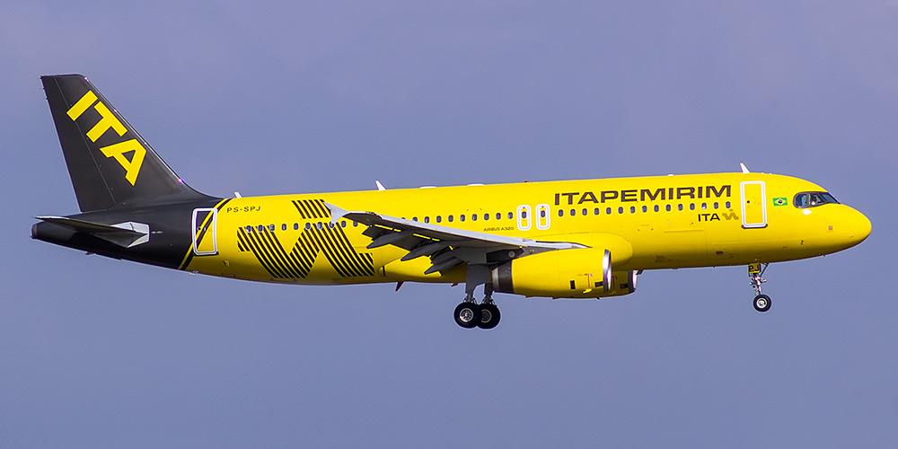 ITA - Itapemirim Transportes Aereos airline