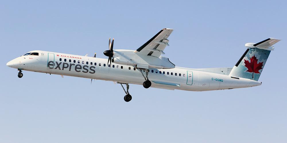 Bombardier Dash 8-Q400 авиакомпании Sky Regional Airlines