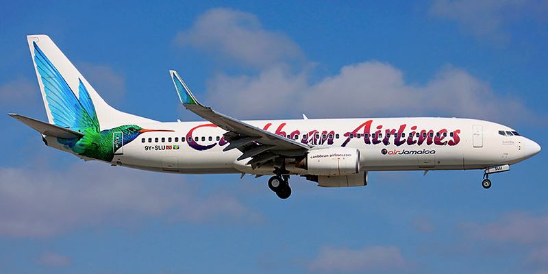Caribbean Airlines airline