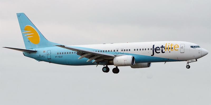 Боинг-737-800 авиакомпании JetLite