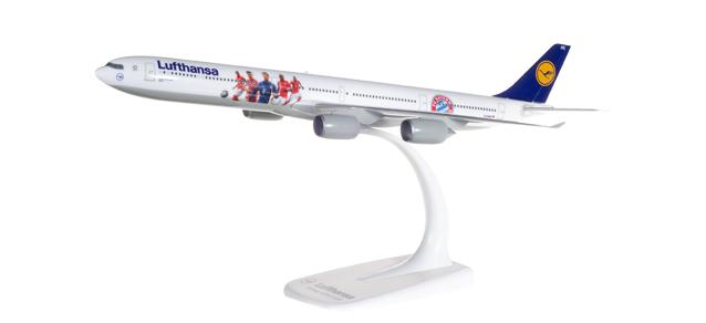 """Airbus A340-600 """"ФК Бавария"""""""