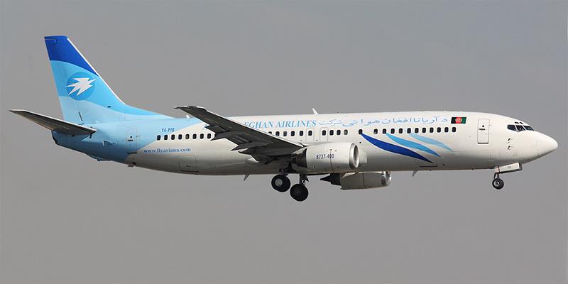 Боинг-737-400 авиакомпании Ariana