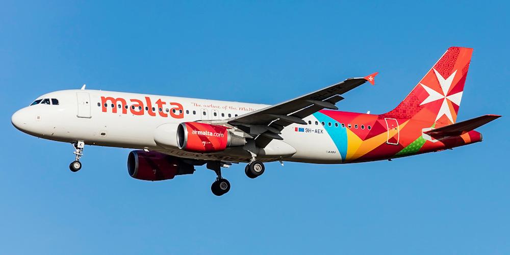Air Malta airline