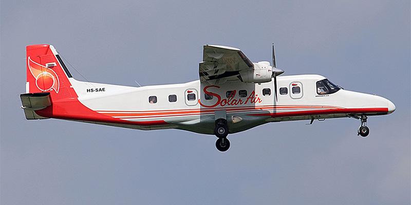 Solar Air airline