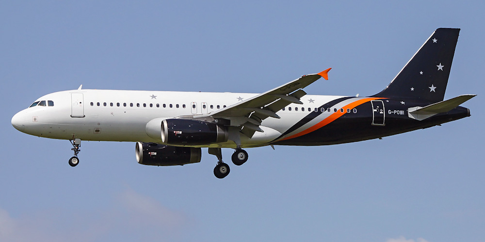 Titan Airways airline