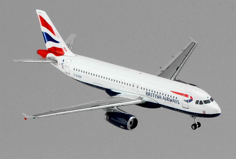 Готовые модели самолетов