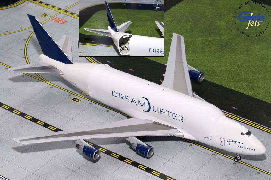 Boeing 747LCF Dreamlifter