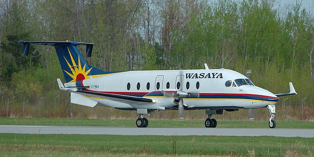 Wasaya Airways airline