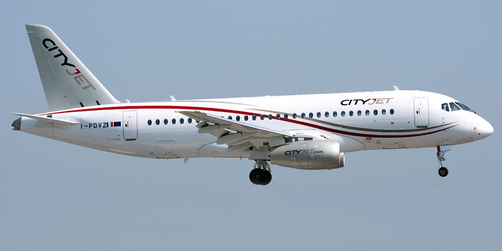 Sukhoi Superjet-100- passenger aircraft. Photos, characteristics, reviews.