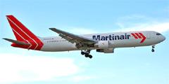 Авиакомпания Мартинэйр (Martinair)