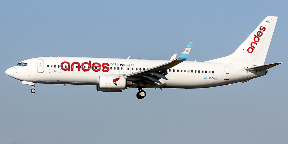 Andes Lineas Aereas airline
