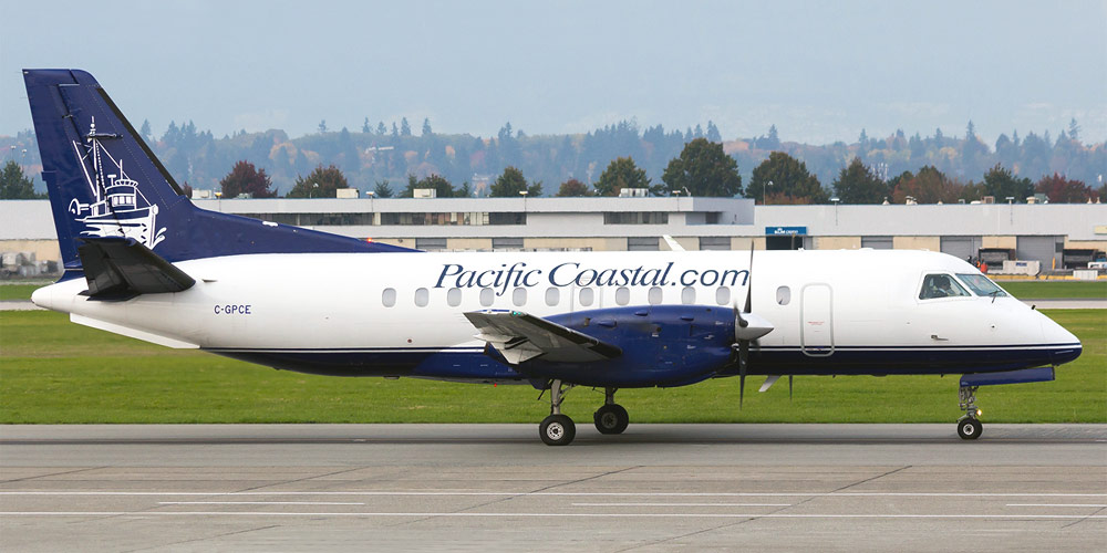 Pacific Coastal Airlines airline