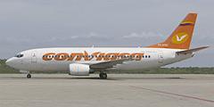 Авиакомпания Конвиаса (Conviasa)