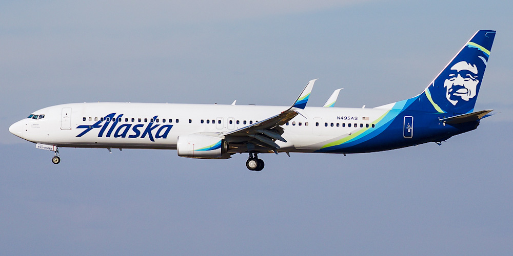 Alaska Airlines airline