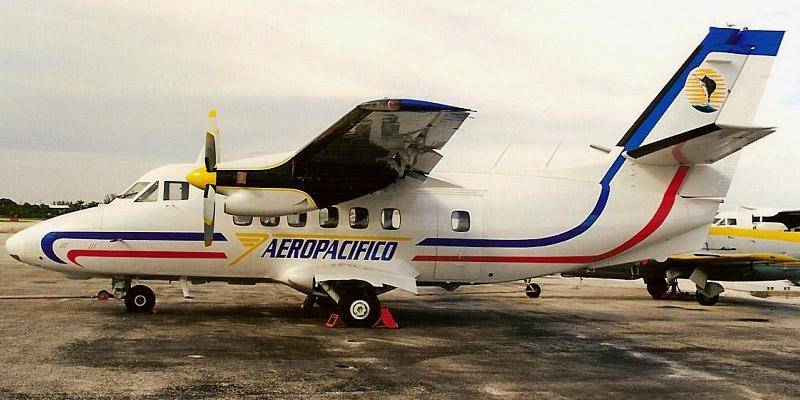 Let L-410 авиакомпании Aeropacifico