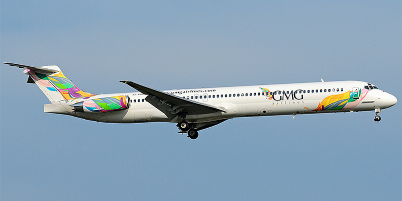 McDonnell Douglas MD-80- пассажирский самолет. Фото, характеристики, отзывы.