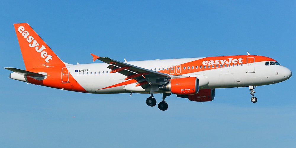 EasyJet Europe airline