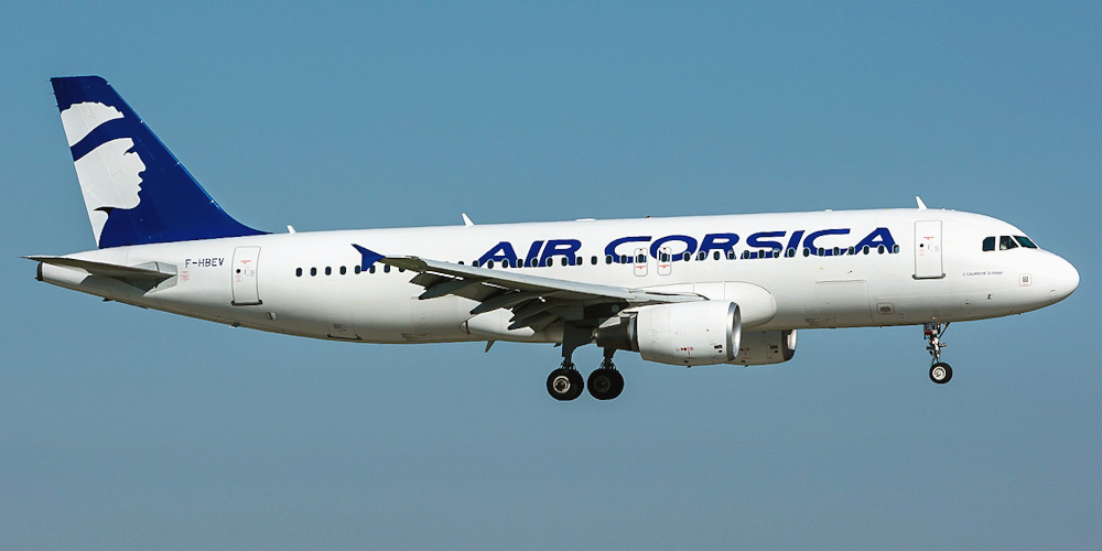 Air Corsica airline