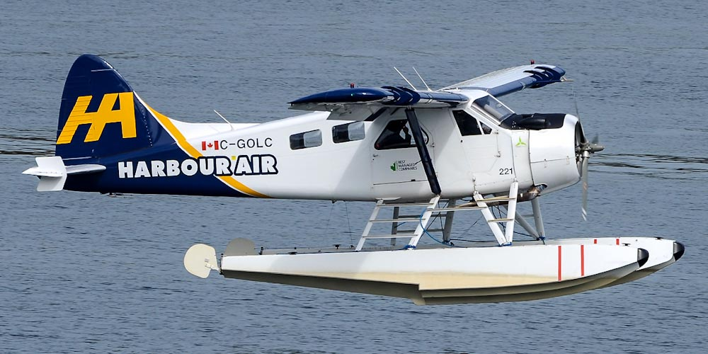 DHC-2 Beaver- passenger aircraft. Photos, characteristics, reviews.