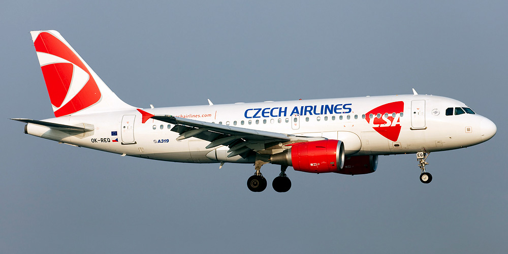 CSA – Czech Airlines airline