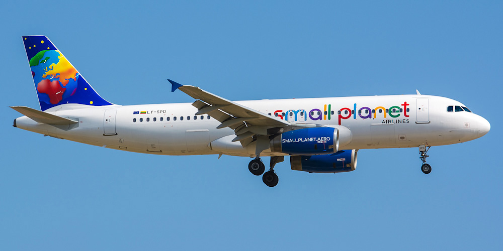 Small Planet Airlines airline