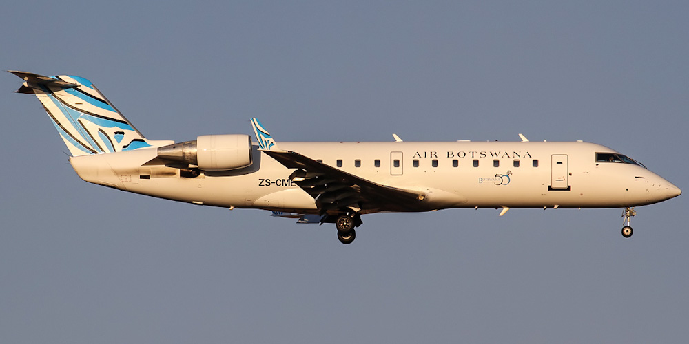 Air Botswana airline