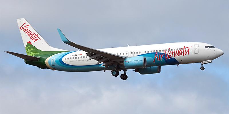 Air Vanuatu airline