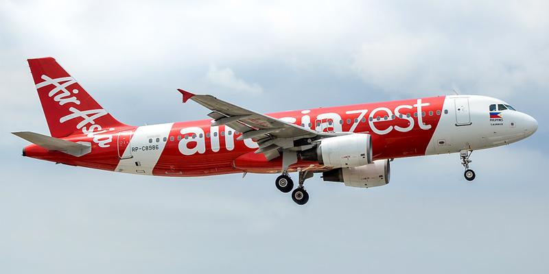 AirAsia Zest airline