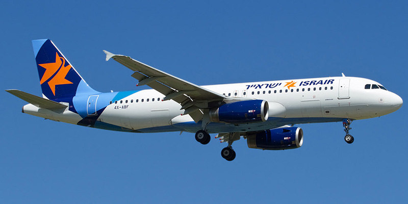 Israir Airlines and Tourism airline