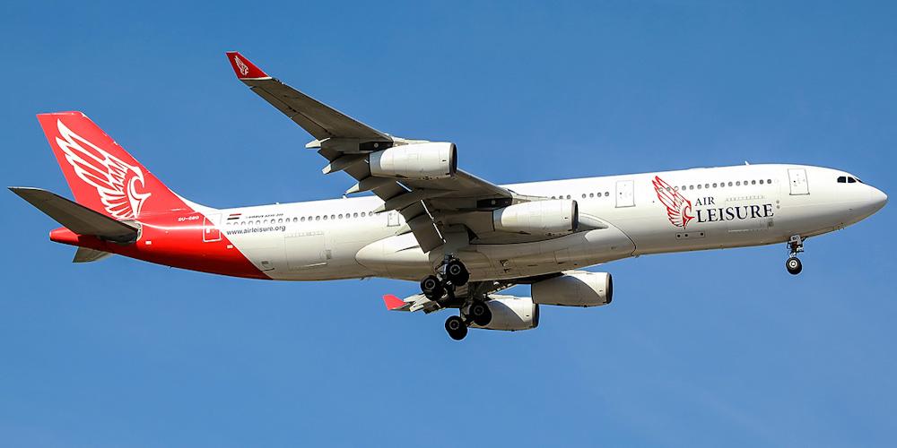 Airbus A340-200- пассажирский самолет. Фото, характеристики, отзывы.