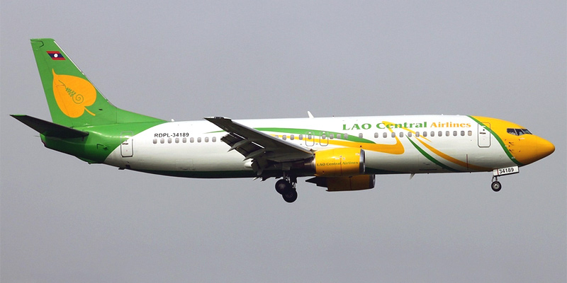 Lao Central Airlines airline