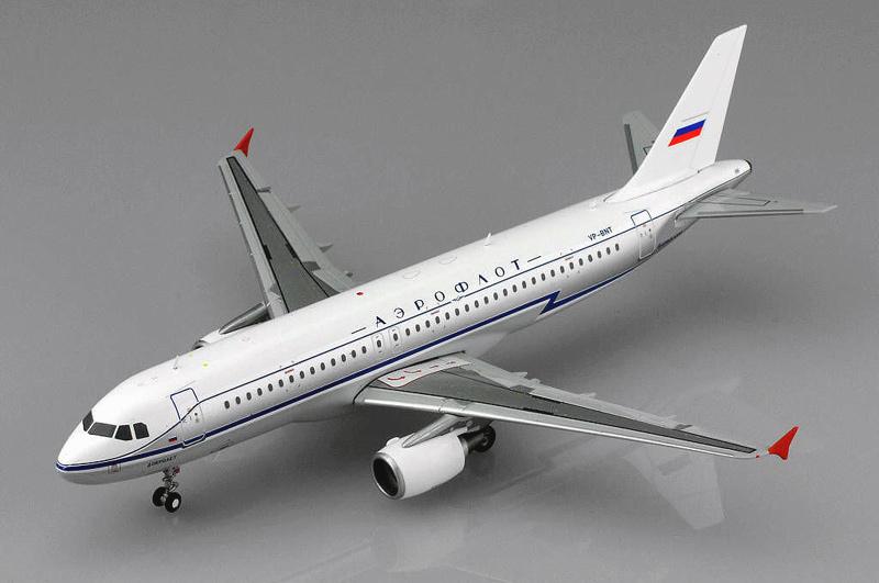 """Airbus A320 """"Ретроджет"""""""