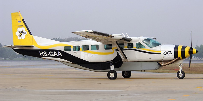 Cessna Caravan- passenger aircraft. Photos, characteristics, reviews.
