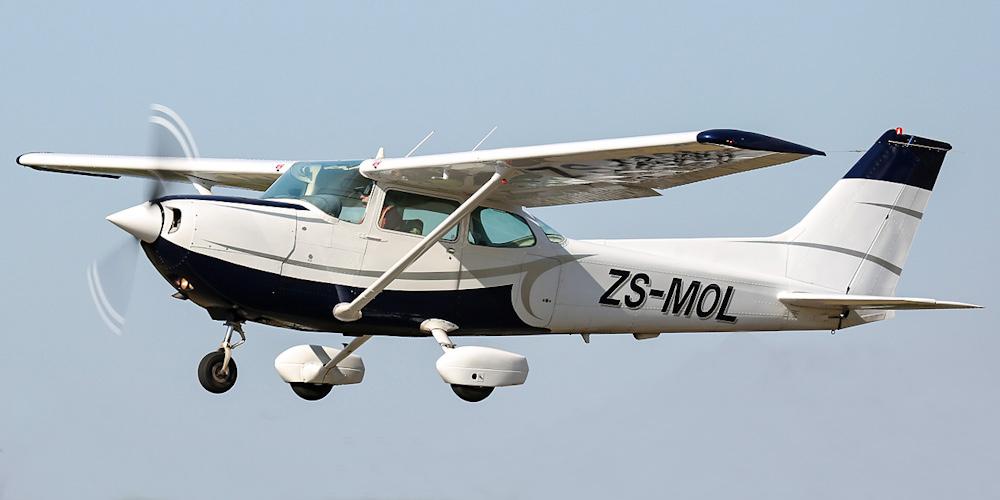 Cessna 172- пассажирский самолет. Фото, характеристики, отзывы.