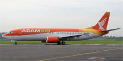 Авиакомпания Adamair