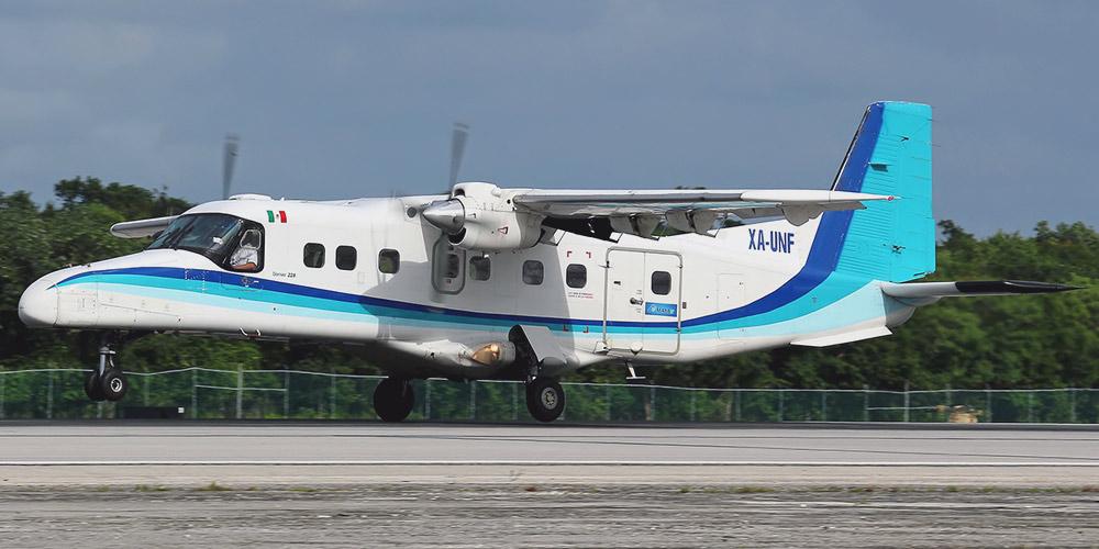 Dornier 228 авиакомпании MayAir
