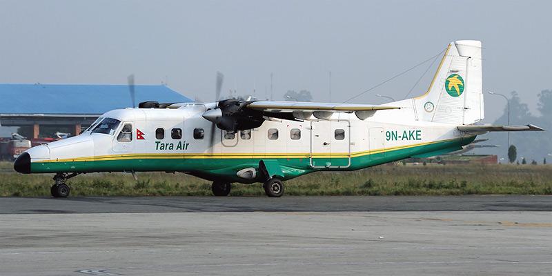 Tara Air airline