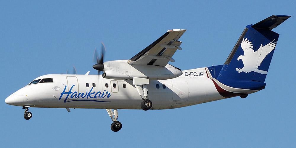 Hawkair airline