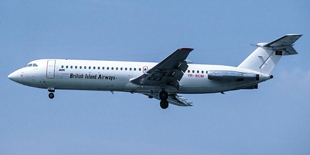 BAC 1-11- пассажирский самолет. Фото, характеристики, отзывы.