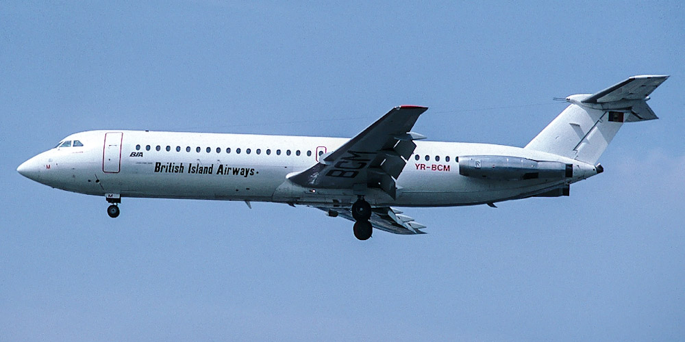 BAC 1-11- passenger aircraft. Photos, characteristics, reviews.