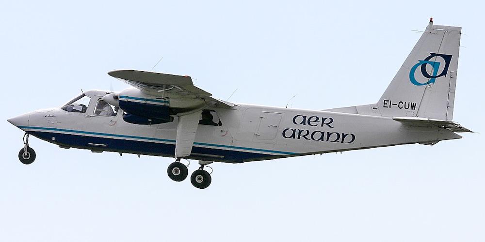 Aer Arann Islands airline