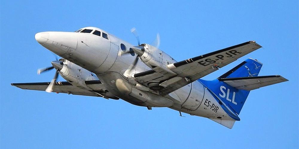 Transaviabaltika airline