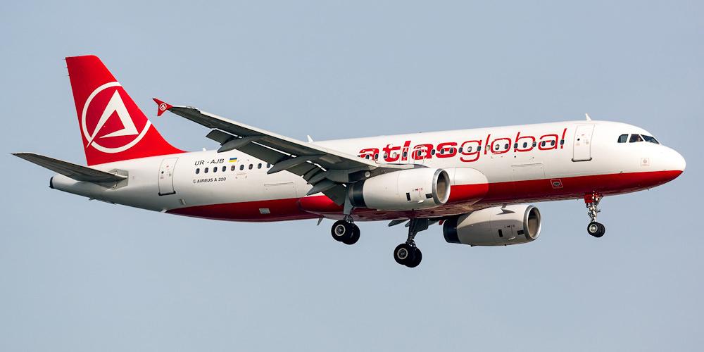Atlasjet Ukraine airline