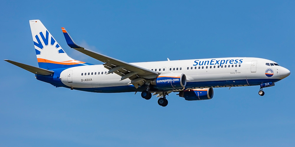 SunExpress Germany airline