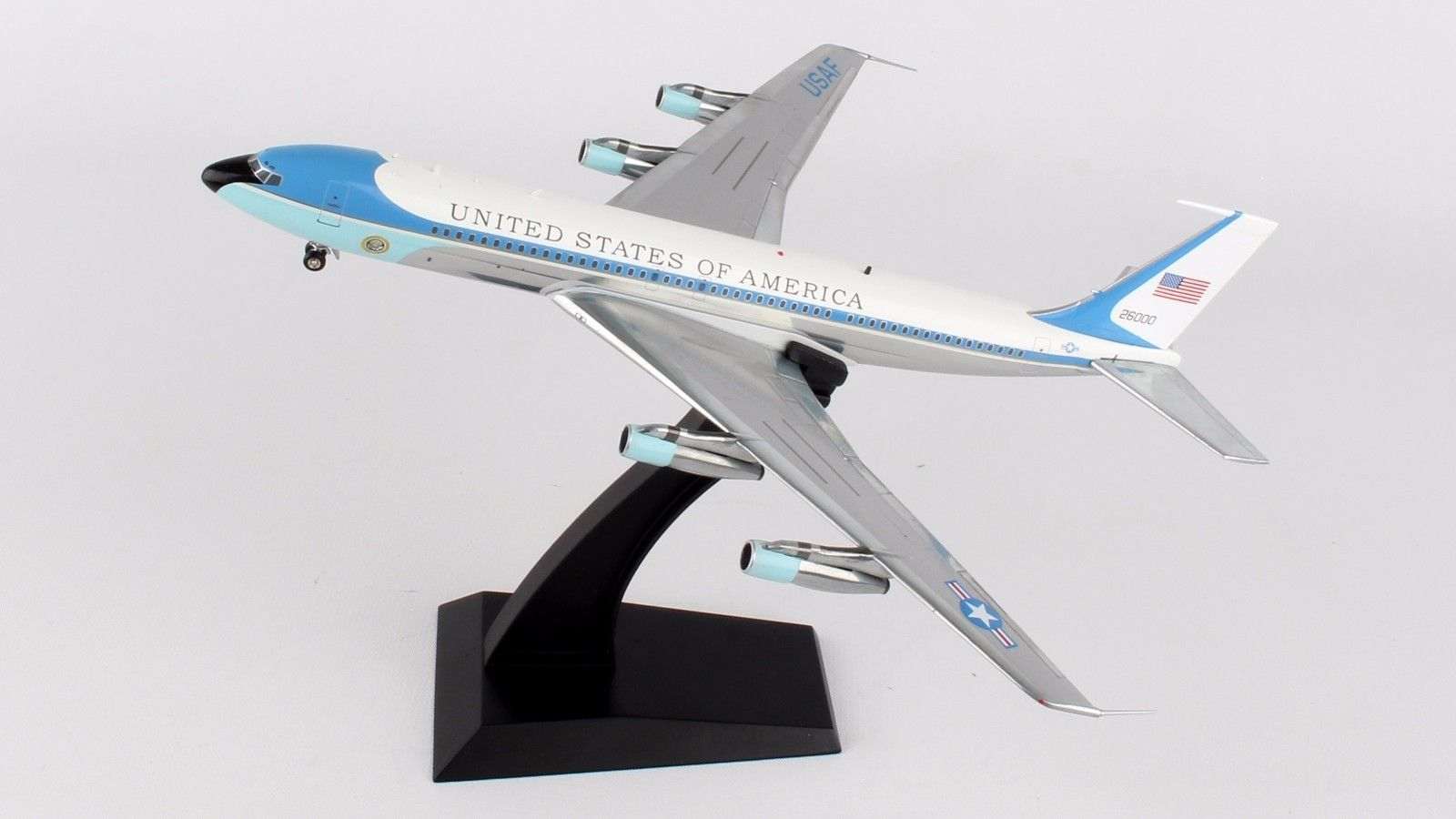 "Boeing VC-137 ""Air Force One"""